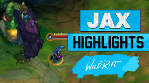 Jax Guide | League of Legends Wild Rift ...