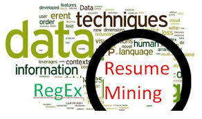 Resume Parsing New Text Mining 48 Mining Information From A Resume