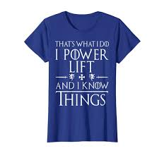 amazon funny powerlifting t shirts gifts love to power lift clothing
