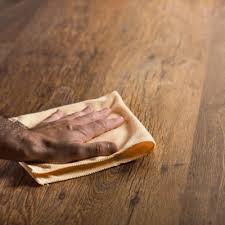 how often to clean a hardwood floor