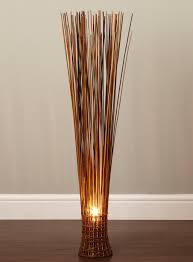 Gorgeous next twig lights Bamboo floor lamps reasons to buy