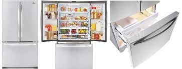 lg french door refrigerator freezer. lg lfc21776st french door refrigerator lg freezer