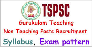 Teacher Syllabus Tspsc Gurukul Teacher Syllabus Exam Pattern 2017 Govtjobs2k