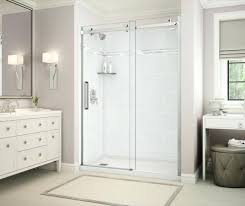 maax frameless shower doors solutions origin alcove glass