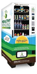 Healthy Food Vending Machines Stunning Hot HUMAN Hot Food Vending Machine