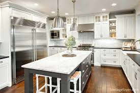 white cabinets with white quartz countertops beautiful