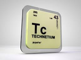 Technetium - Tc - Chemical Element Periodic Table Stock ...