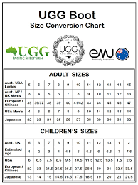 Baby Uggs Size Chart Ugg Sizing Help Home Decorating Ideas Interior Design