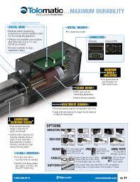 electric intelligent actuators electric smart actuators icr 11