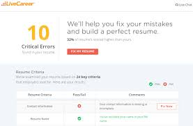 Livecareer Reviewsexperts & Users  Best Reviews within Live Career Resume