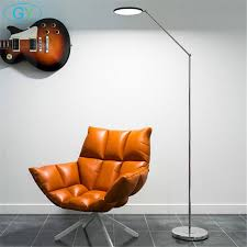 cool white floor lamps. Modern LED Standing Floor Lamp 15W Cool White Reading Light For Living Room  Bedroom With Remote Floor Lamps N