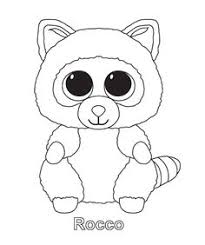Small Picture Beanie Boo Coloring Pages Lily Jo Pinterest Beanie boos