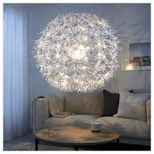 lighting from ikea. ikea ps maskros pendant lamp gives decorative patterns on the ceiling and wall lighting from ikea