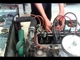 Gasoline engine tune up - YouTube