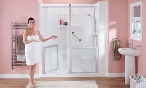 walk in showers shower baths