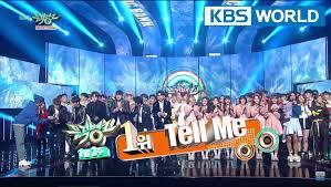 Music Bank K Chart 2018 Music Bank K Chart 2018 01 19 Infinite Oh My Girl Jang
