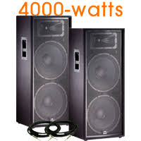 speakers dj. jrx115 value pack jrx225 speakers dj