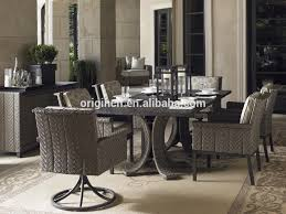 modern exclusive dining table luxurious design 1. dining room ideas modern exclusive table luxurious design 1 weave wicker swivel