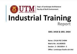 Training Report Cover Page Industrial Training Report By Pigeonschua 91 Issuu