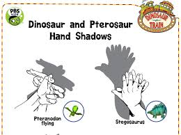 <b>Dinosaur</b> and Pterosaur <b>Hand</b> Shadows | Kids… | PBS KIDS for ...