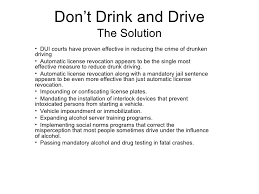 dont drink drive  4 don t drink and drive