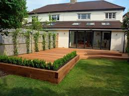 backyard decking designs. 17+ Wonderful Garden Decking Ideas With Best Designs Backyard C