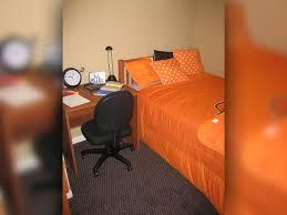 view of dorm room in village suites