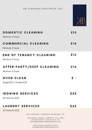 Domestic Cleaning Price List Domestic Cleaning And Ironing Cardiff Unbeatable Prices