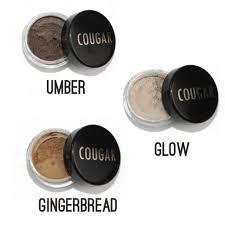 eyebrow brushes kit. mineral eyebrow trio \u0026 brush kit eyebrow brushes kit c