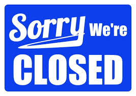 Closed Signs Template Closed Sign Sign Template How To Create A Closed Sign Sign