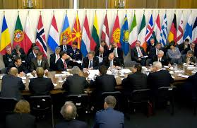 nato essay conspiracy fact nato s russia war push the crux nato  u s department of defense photo essay nato defense ministers and other world leaders gather in bucharest