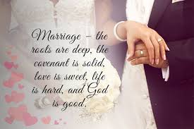 Marriage Is Beautiful Quotes