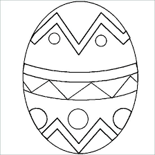 Easter Eggs Coloring Page Egg Coloring Book And Printable Egg