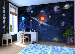 25 amazing space theme rooms giving