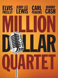 Million Dollar Piano Seating Chart Million Dollar Quartet John W Engeman Theater