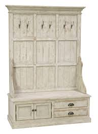 Coat Rack With Drawers Windsor Reclaimed Wood Entryway Storage Bench 100ELP 45