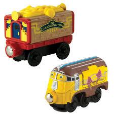 chuggington wooden railway frostini and al car bundle com