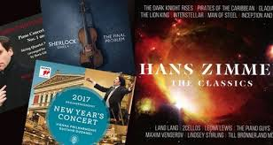 Classic Fm Chart Hans Zimmers The Classics Enters The