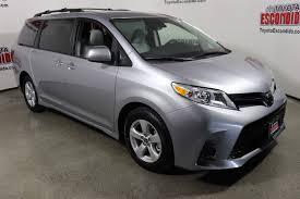 New 2018 Toyota Sienna LE Mini-van, Passenger in Escondido ...