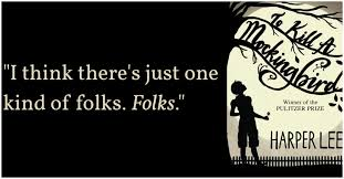 Important Quotes From To Kill A Mockingbird Best Important Quotes From To Kill A Mockingbird Important Quotes From To