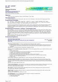 Asp Net Sample Resume Asp Net Sample Resume Inspirational Files Pdfsr Data Screenshot Moss 49