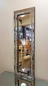 gatsby crushed diamond crystal glass