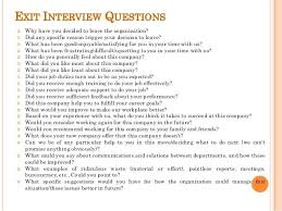 Employee Exit Form Exit Interview Form Product Exit Interview Form ...