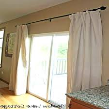 glass door curtains sliding glass door dry rods sheer curtains sliding door curtain rod size patio