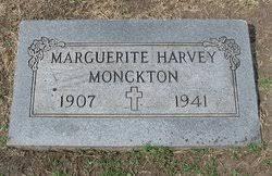 Hilda Marguerite Harvey Monckton (1907-1941) - Find A Grave Memorial