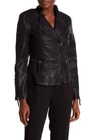 blanknyc denim women black vegan leather jacket 13u 9159nok yhpboiu