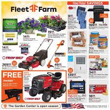 Fleet Farm Auto Center Fleet Farm Flyer 04 19 2019 04 27 2019 Weekly Ads Us