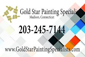 gold star painting specialists painters 109 boston post rd madison ct phone number yelp