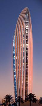 architectural buildings designs. #8 THE NATIONAL BANK OF KUWAIT TOWER IS AN UNCONVENTIONAL DISPLAY  STRUCTURE AND DESIGN Architectural Buildings Designs D