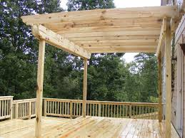 how to build a awning over a patio deck and pergola jpg